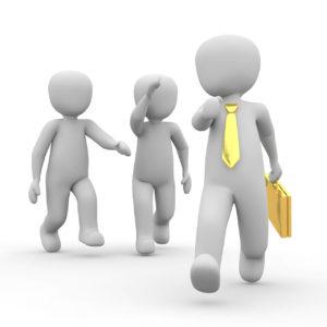 人を動かすカリスマ型リーダーシップ
